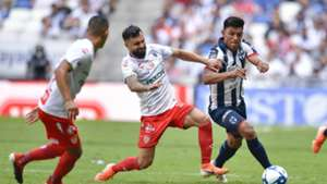 Monterrey Necaxa Luis Gallegos Jesús Gallardo