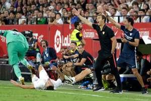 Julen Lopetegui Sevilla Real Madrid LaLiga