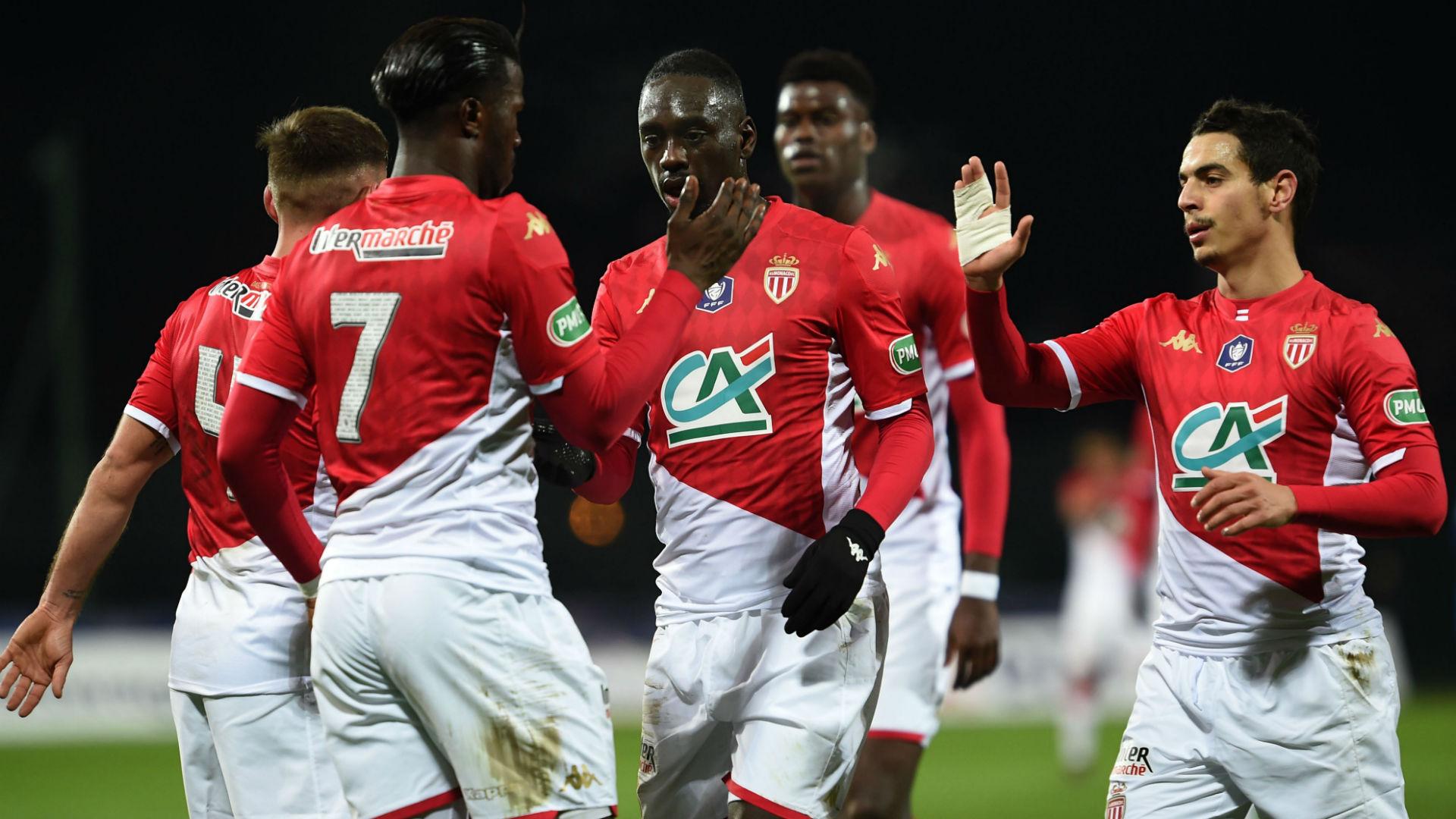 French Cup: Keita Balde's brace powers Monaco past St-Pryve St-Hilaire