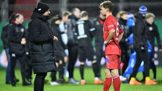 Bayern Munich thua sốc trước đội hạng 2 tại Cúp QG Đức