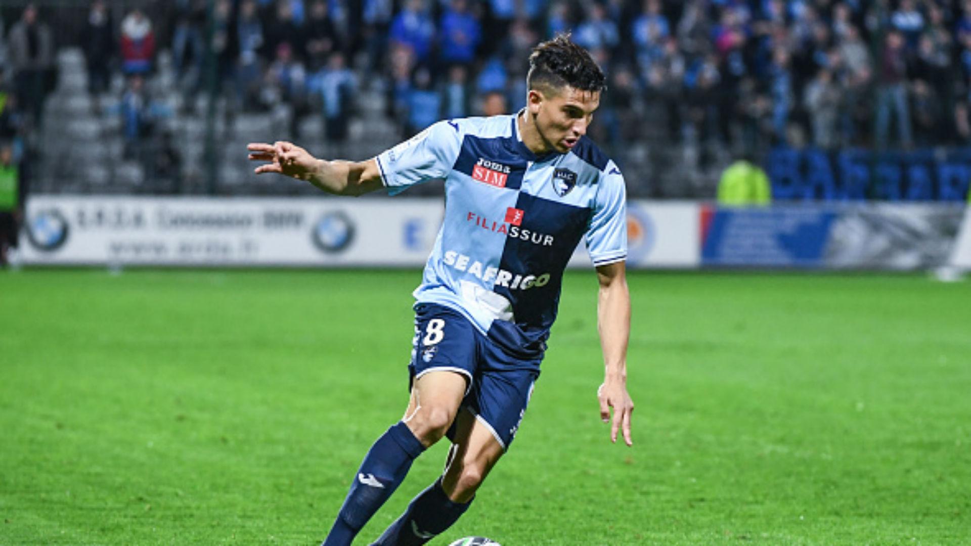 Entretien Zinedine Ferhat Le Havre Mon Objectif C Est La Montee Avec Le Hac Goal Com