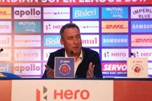 Chennaiyin Kerala Blasters fc Rene Meulensteen