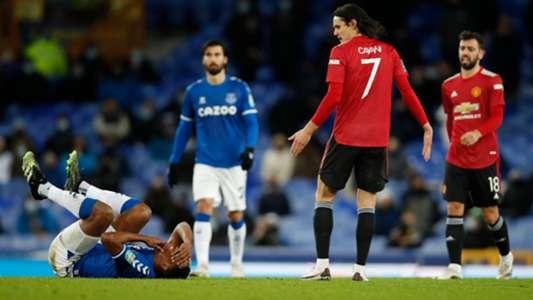 'Nothing in it' – Man Utd boss Solskjaer plays against Cavani and Mina