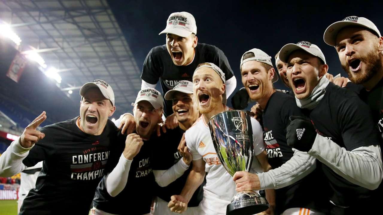 Atlanta United Celebration 11302018