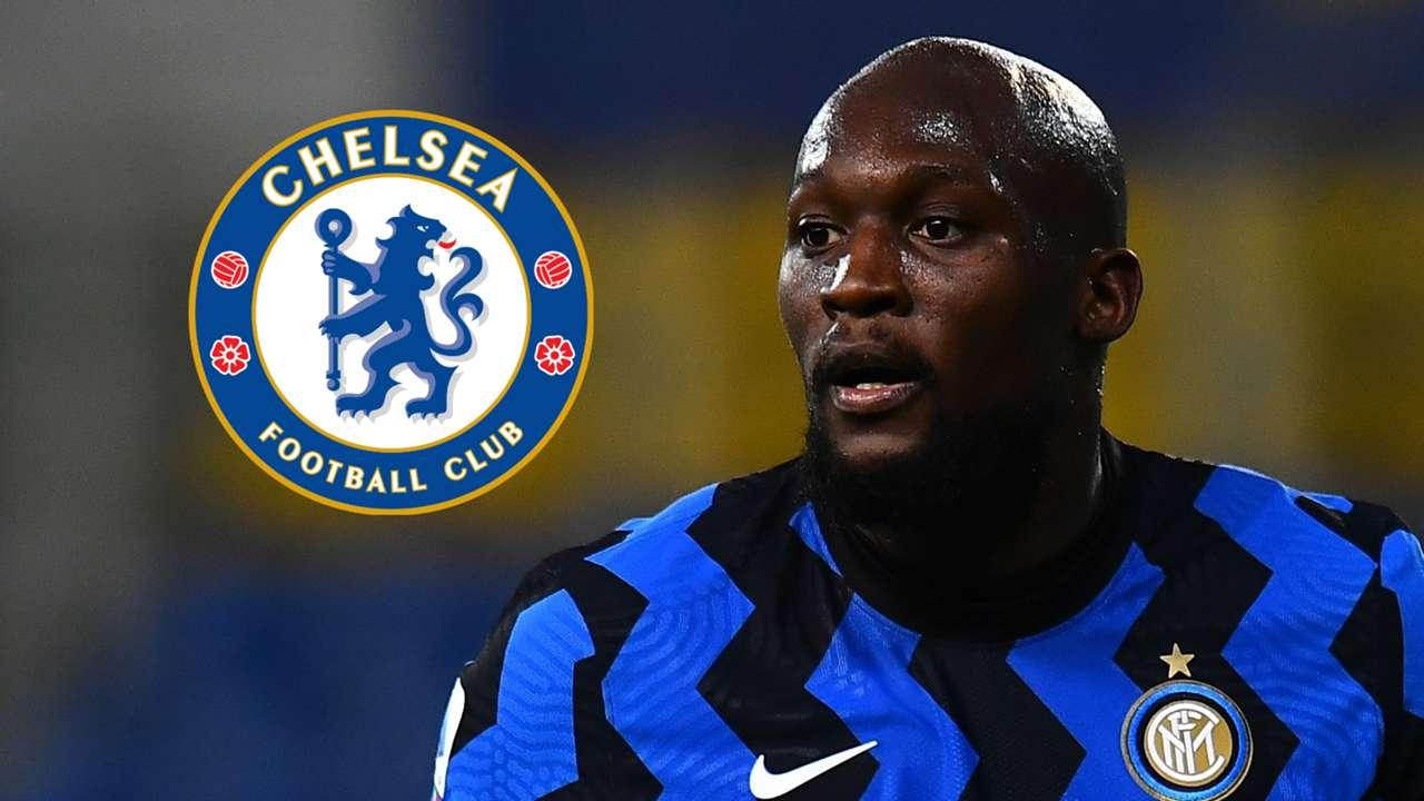 Romelu Lukaku, Inter, Chelsea badge