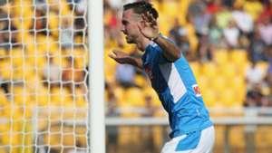 Lecce Napoli Fabian Ruiz