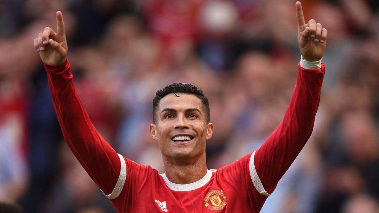Cristiano Ronaldo Manchester United Newcastle 11092021