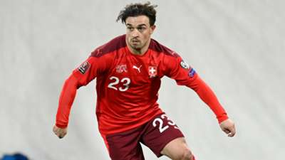 Euro 2020 Top 100 Xherdan Shaqiri