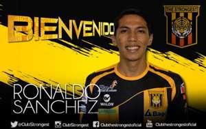 Ronaldo Sánchez