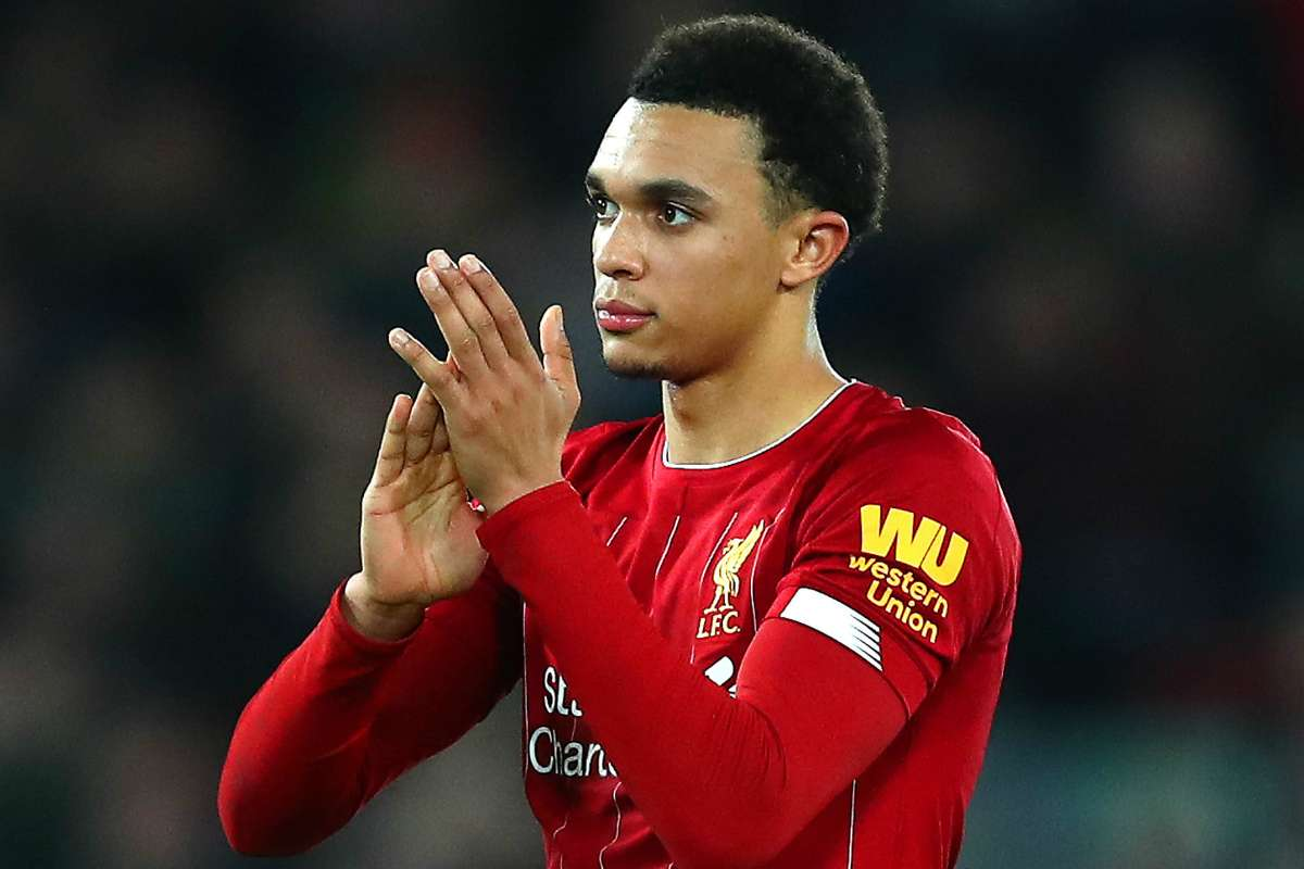 Alexander-Arnold quizzed on Liverpool future & chances of being a ...