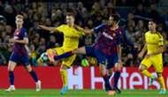 Lionel Messi Marco Reus FC Barcelona BVB Borussia Dortmund Champions League 27112019