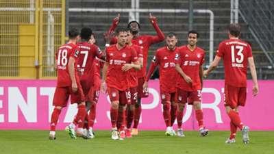 FC Bayern München II 3. Liga 17062020_Werner Scholz