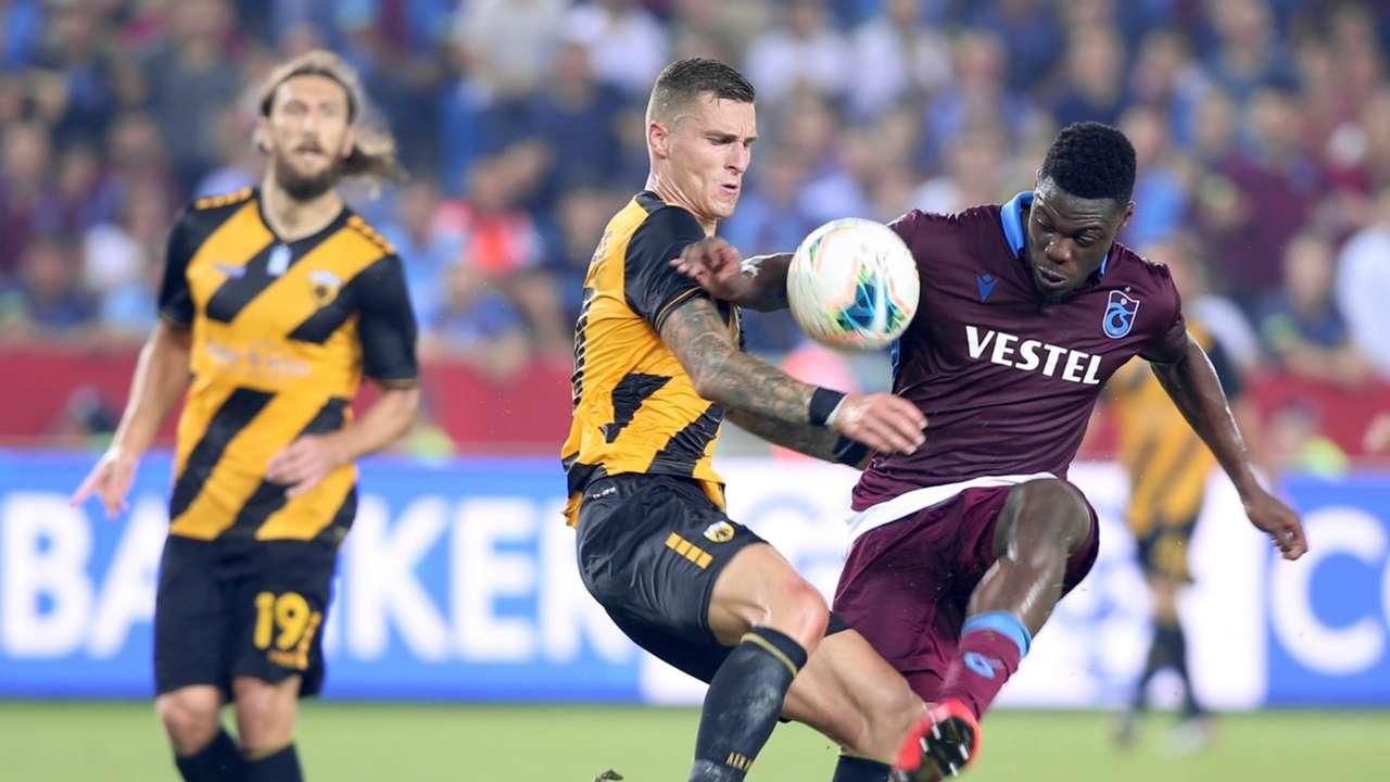 Caleb Ekuban - Trabzonspor