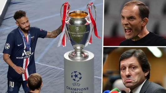 PSG at war: Neymar's Champions League dream being threatened by Tuchel vs Leonardo row | Goal.com