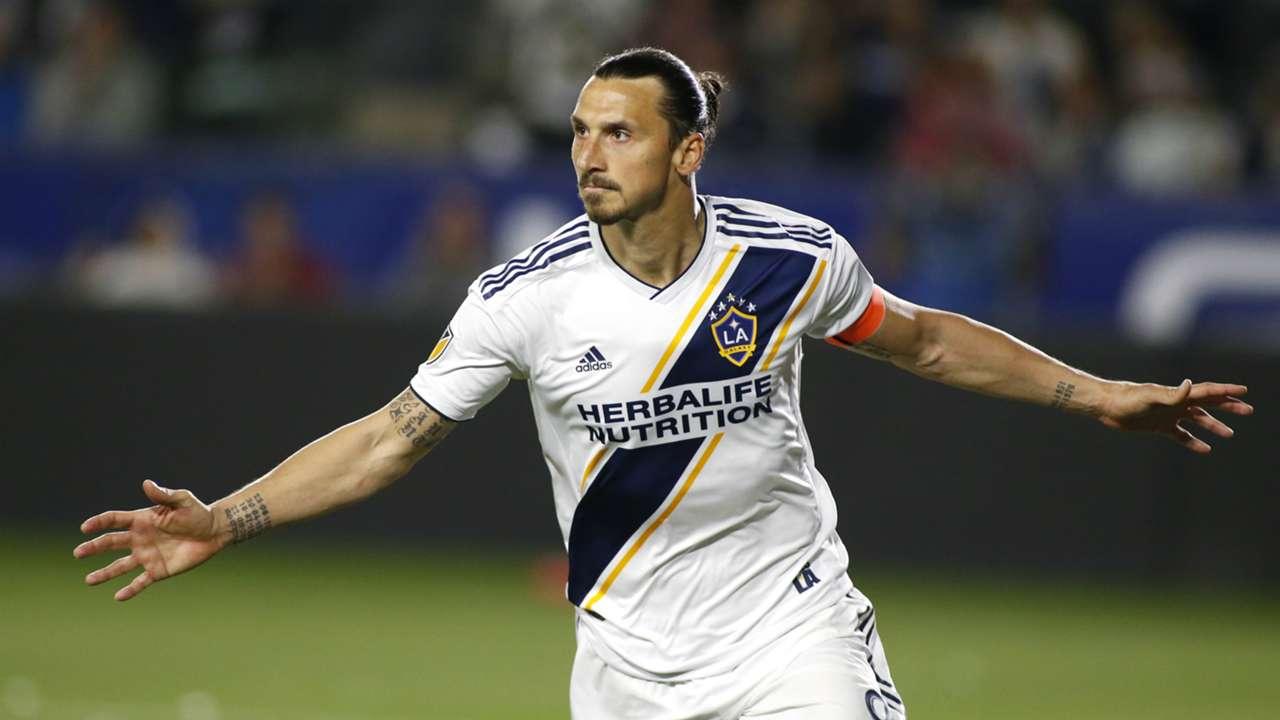 Zlatan Ibrahimovic LA Galaxy MLS 03312019