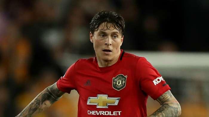 Victor Lindelof Manchester United 2019-20