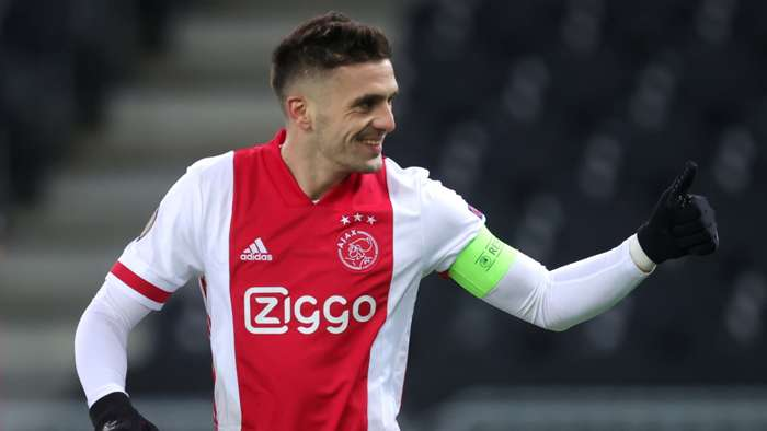 Dusan Tadic, Ajax, Europa League 2020-21