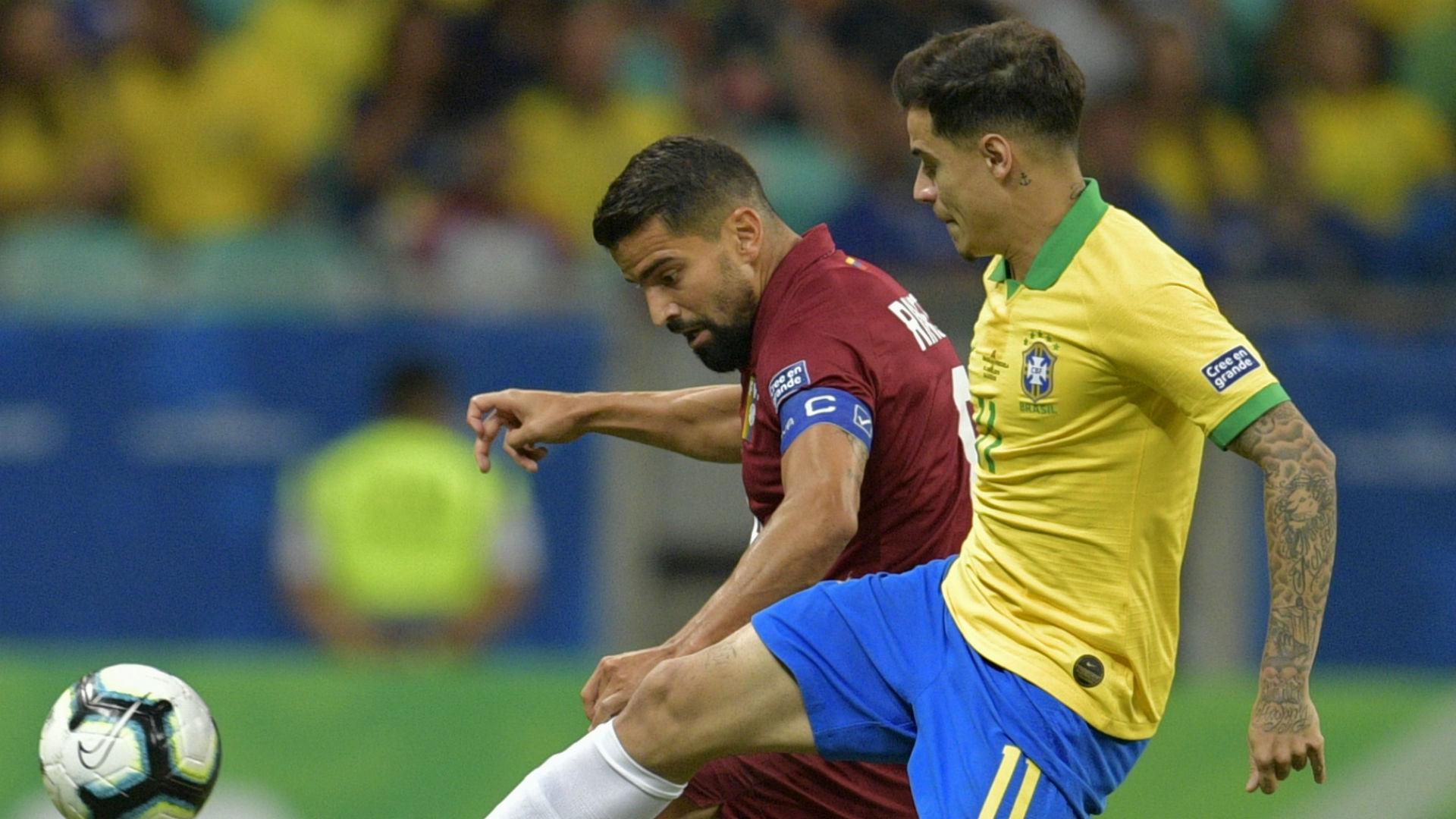 ブラジル 対 ベネズエラ