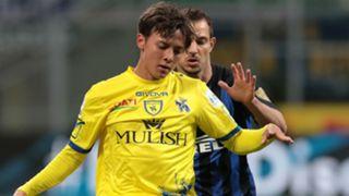 Vignato Cedric Soares Inter Chievo Serie A