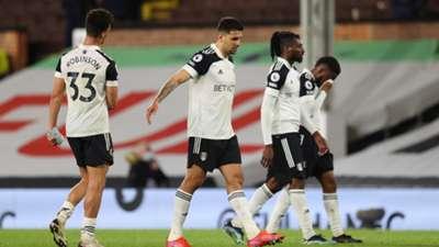Fulham Burnley 05/10/2021