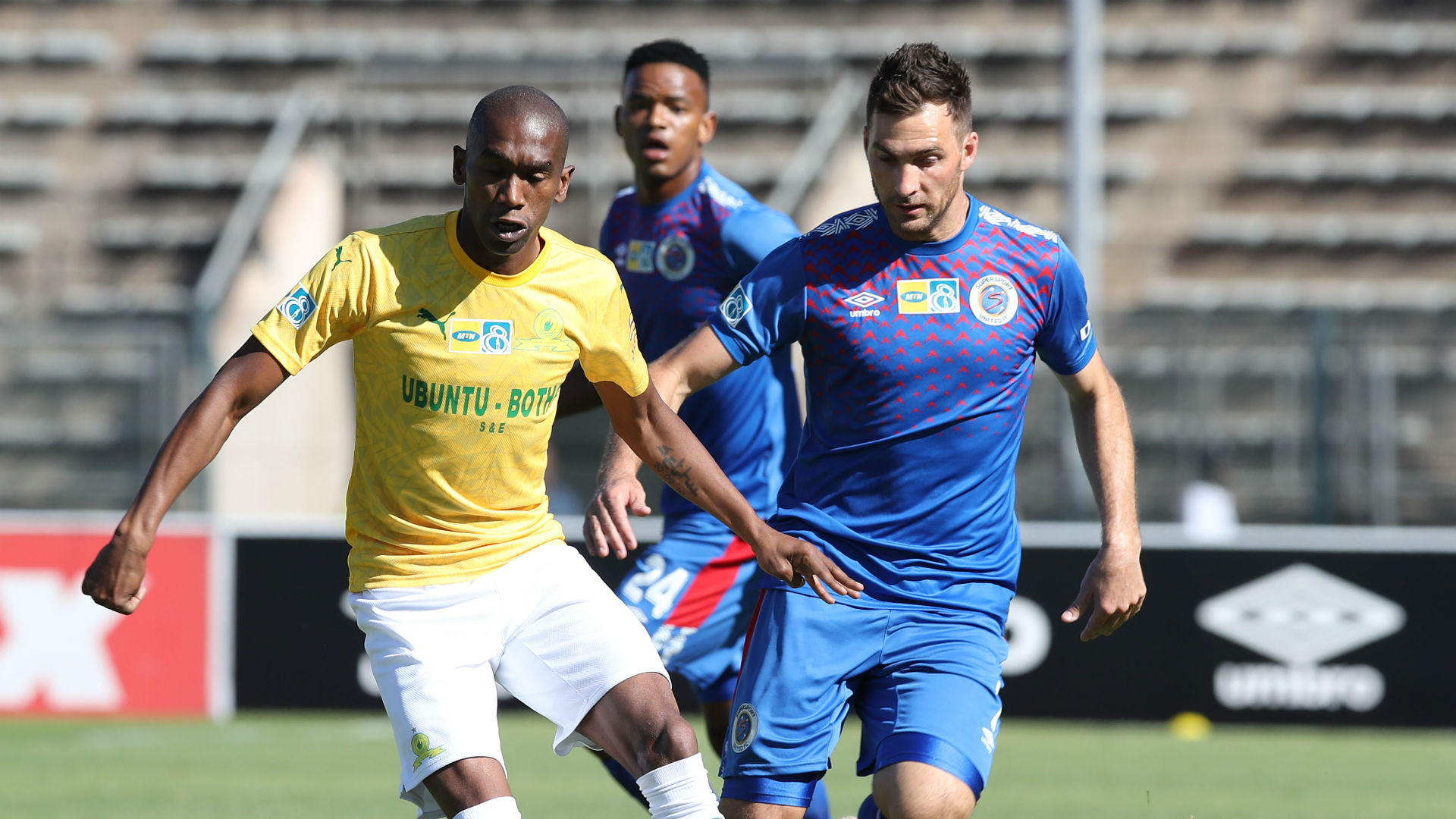 SuperSport United keen to keep Grobler amid reported Mamelodi Sundowns interest