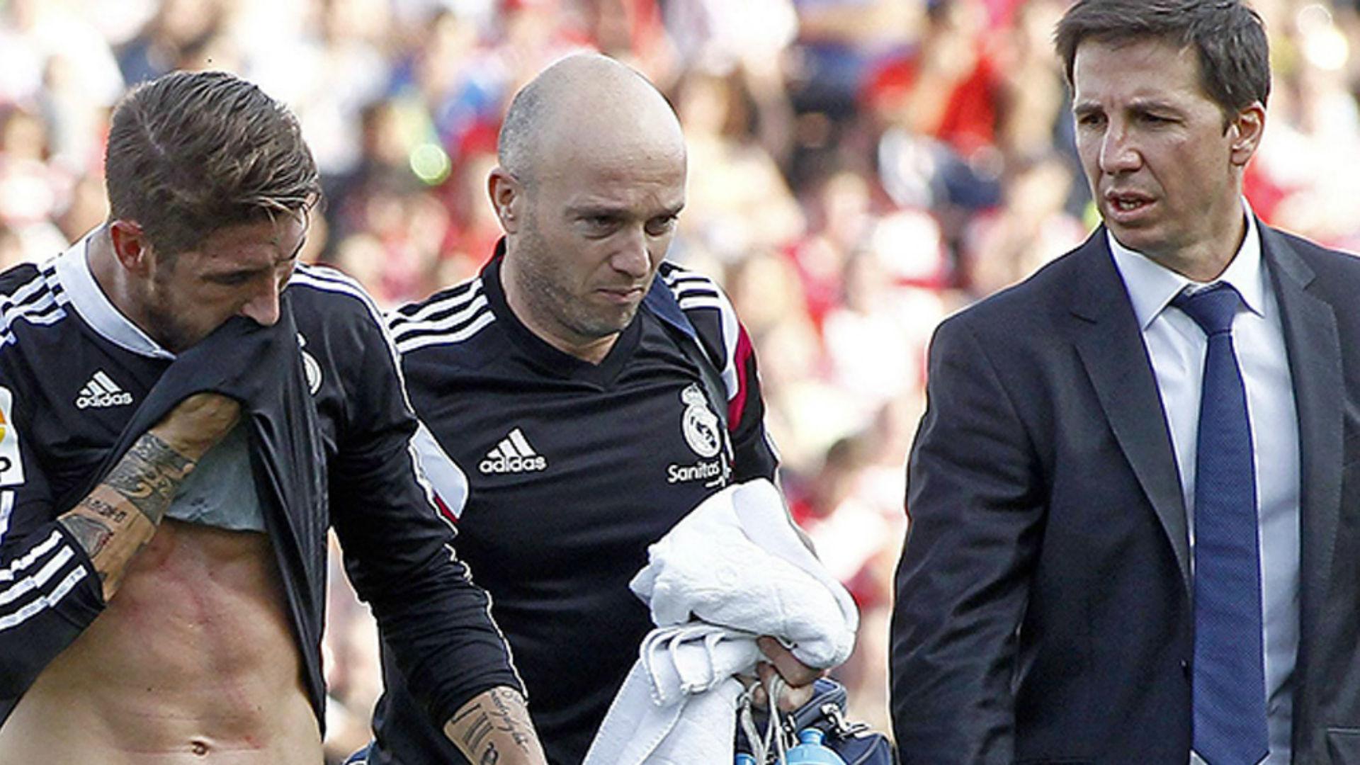 Real Madrid - Ramos, Bale... Les confidences de l'ancien responsable du staff médical