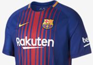 Barcelona 2017-18 HP