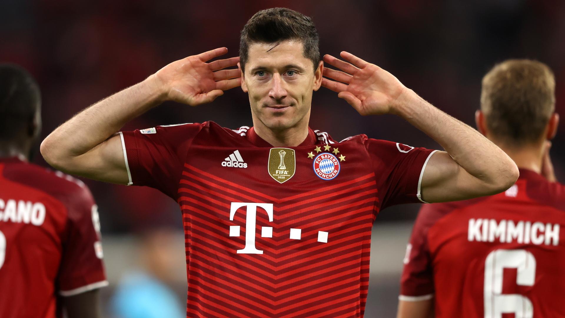 Bayern Munich star Lewandowski sets new Champions League record for longest winning streak