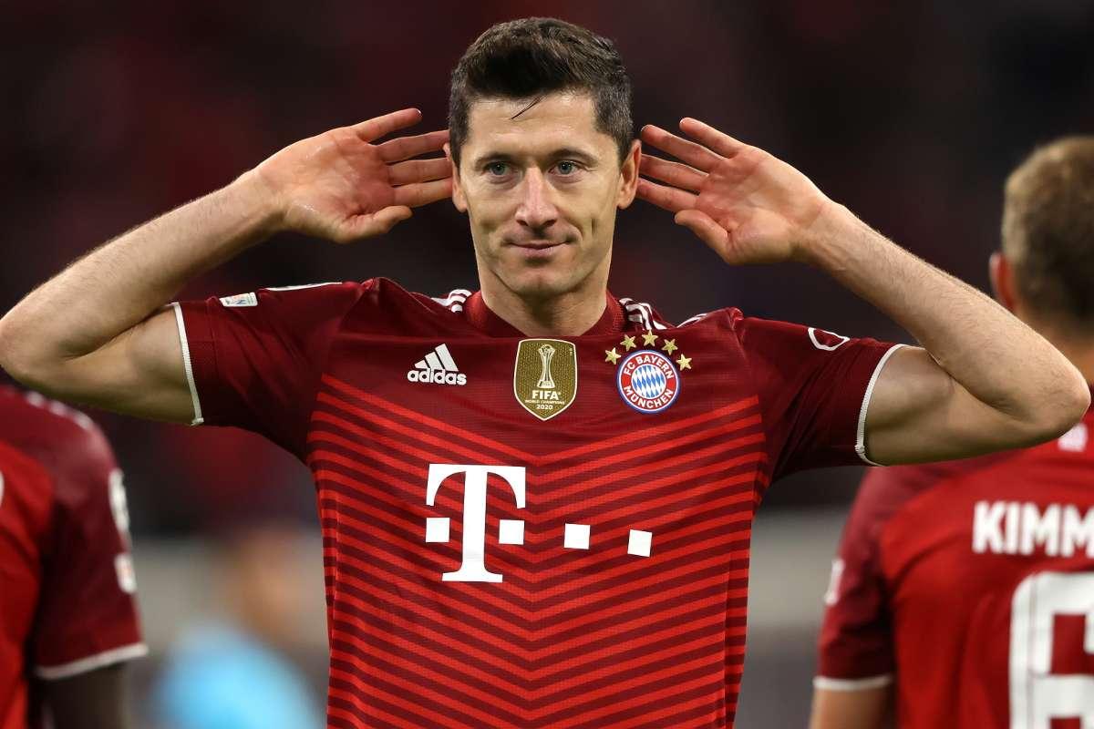 Bayern Munich star Lewandowski sets new Champions League record for longest winning streak | Goal.com