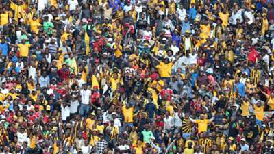 Kaizer Chiefs and Orlando Pirates fans