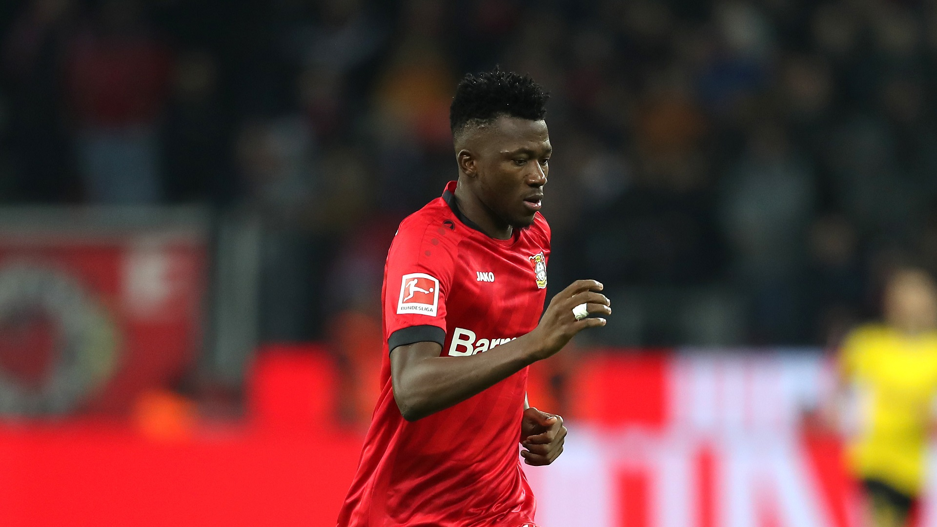 Burkinabe's Edmond Tapsoba outshines Ujah in DFB Pokal | Goal.com