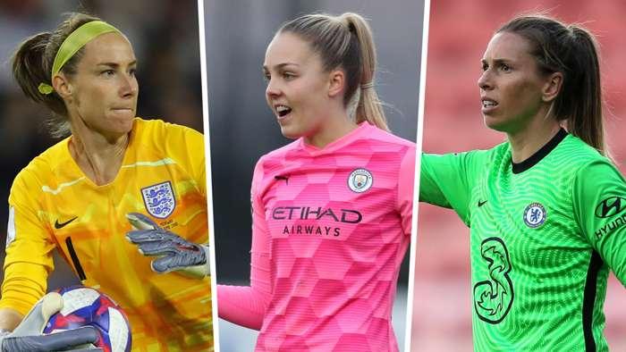 Karen Bardsley Ellie Roebuck Carly Telford England Manchester City Chelsea women split