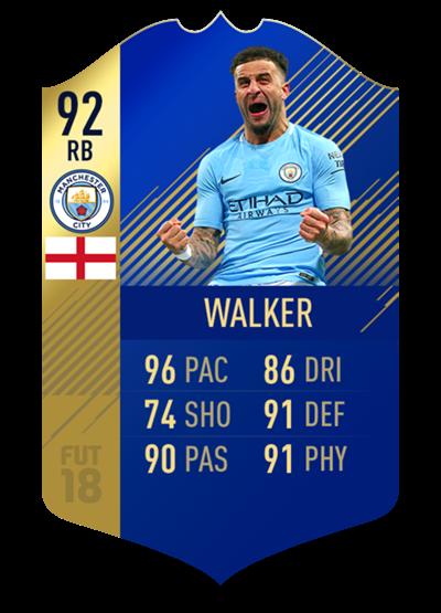 FIFA 18 Team of the Season Walker