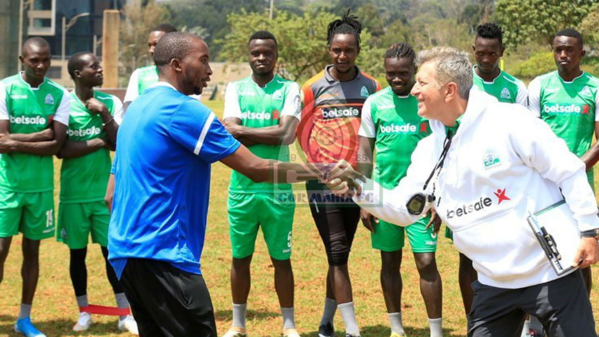 Coach Goncalves hopeful Gor Mahia will be far better in 15 days