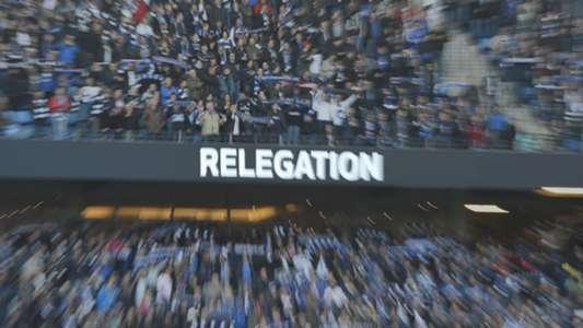 Relegation übertragung