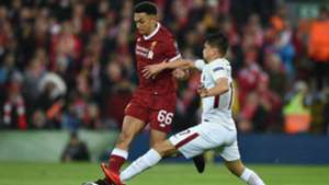 Under Liverpool Roma