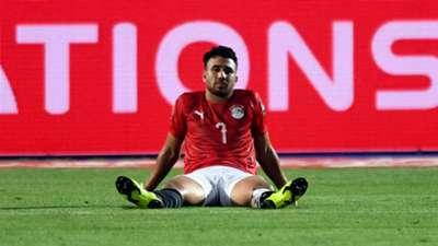 Egypt v South Africa Mahmoud Hassan 'Trezeguet' -  July 2019