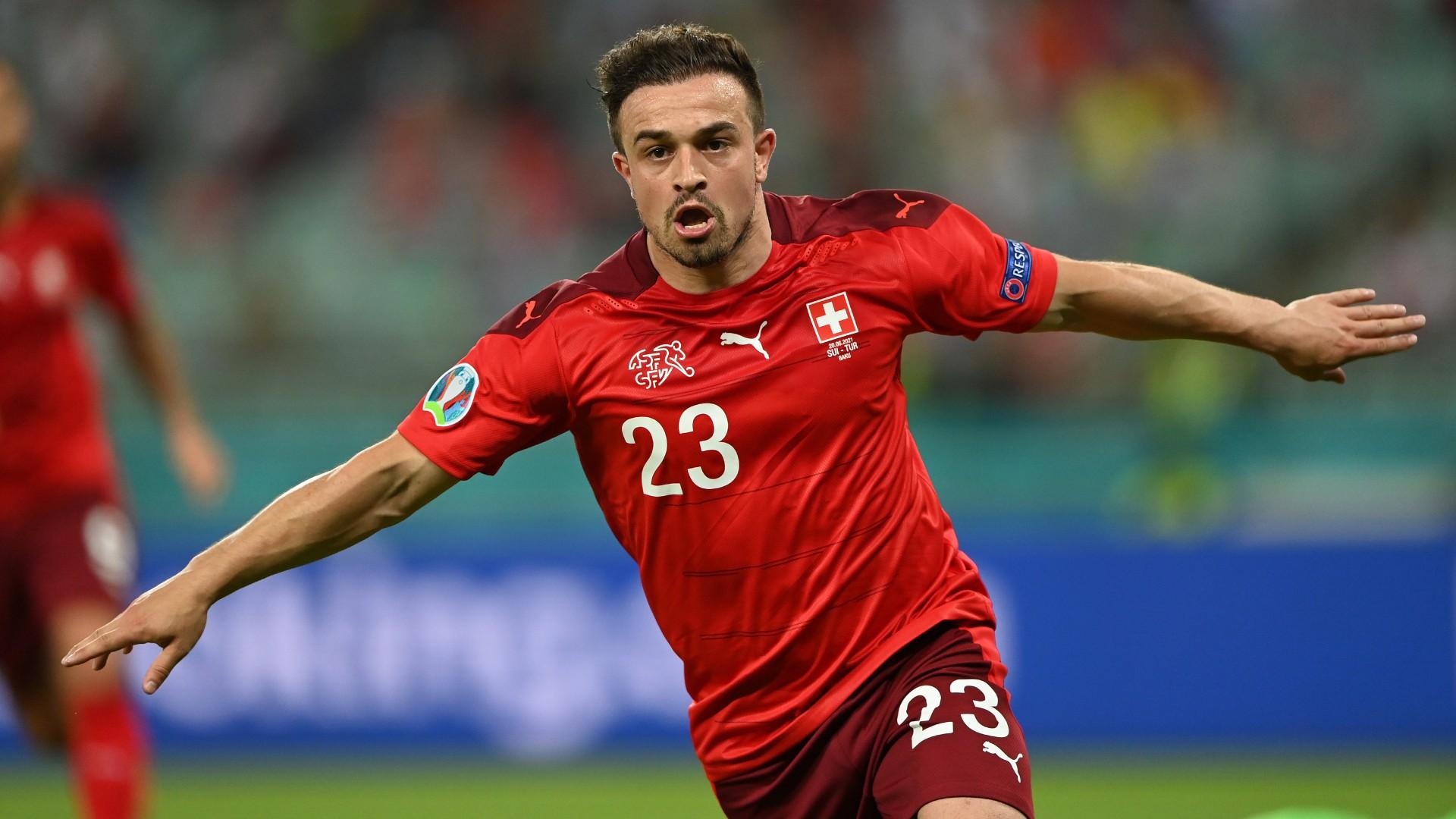 Napoli and Lazio target £15m-rated Liverpool star Shaqiri