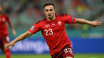 Xherdan Shaqiri Switzerland vs Turkey Euro 2020