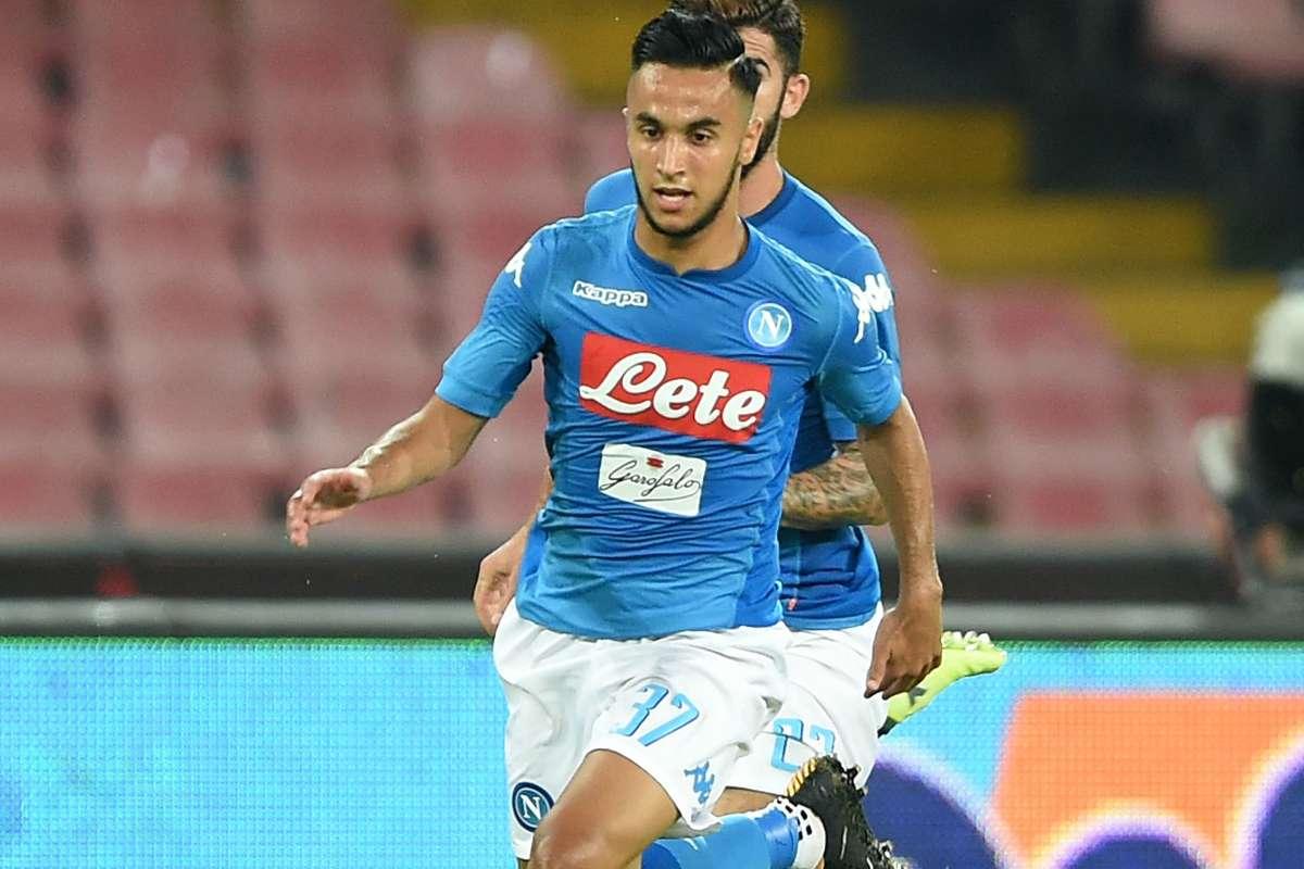 Adam Ounas Scores First Napoli Goal In Rb Leipzig Shocking Loss   Goal.com