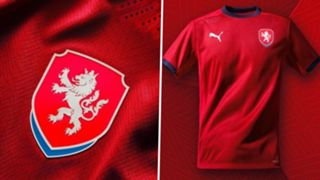 Czech Republic Euro 2020 kit home