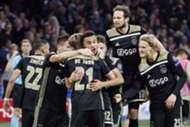 Ajax vs Benfica 23-10-2018