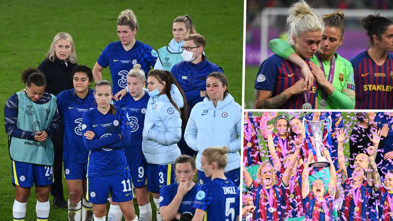 Chelsea Barcelona Women split