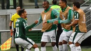 Gustavo Scarpa Palmeiras San Lorenzo Libertadores 08052019