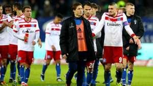 Hamburger SV Bundesliga 09122017