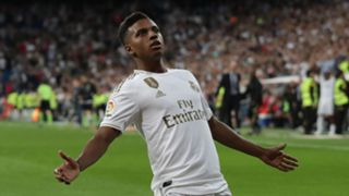 Rodrygo Real Madrid Osasuna