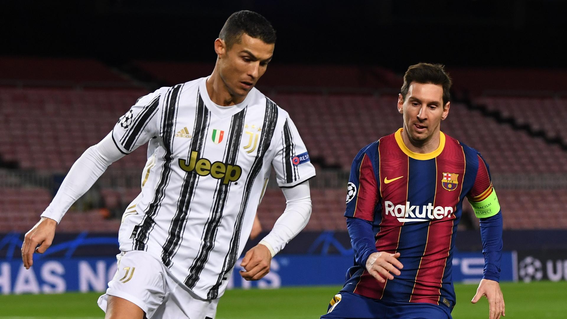 Messi's PSG move didn't impact Ronaldo's Juventus future, says Bonucci
