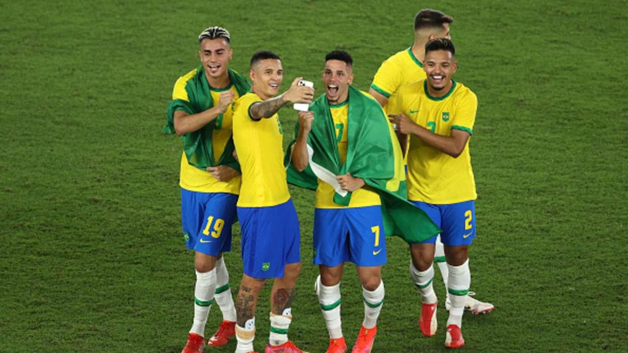 Brazil gold medal, Olympic 2020