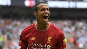 Liverpool defender Matip sends gift to Cameroon Sports Minister