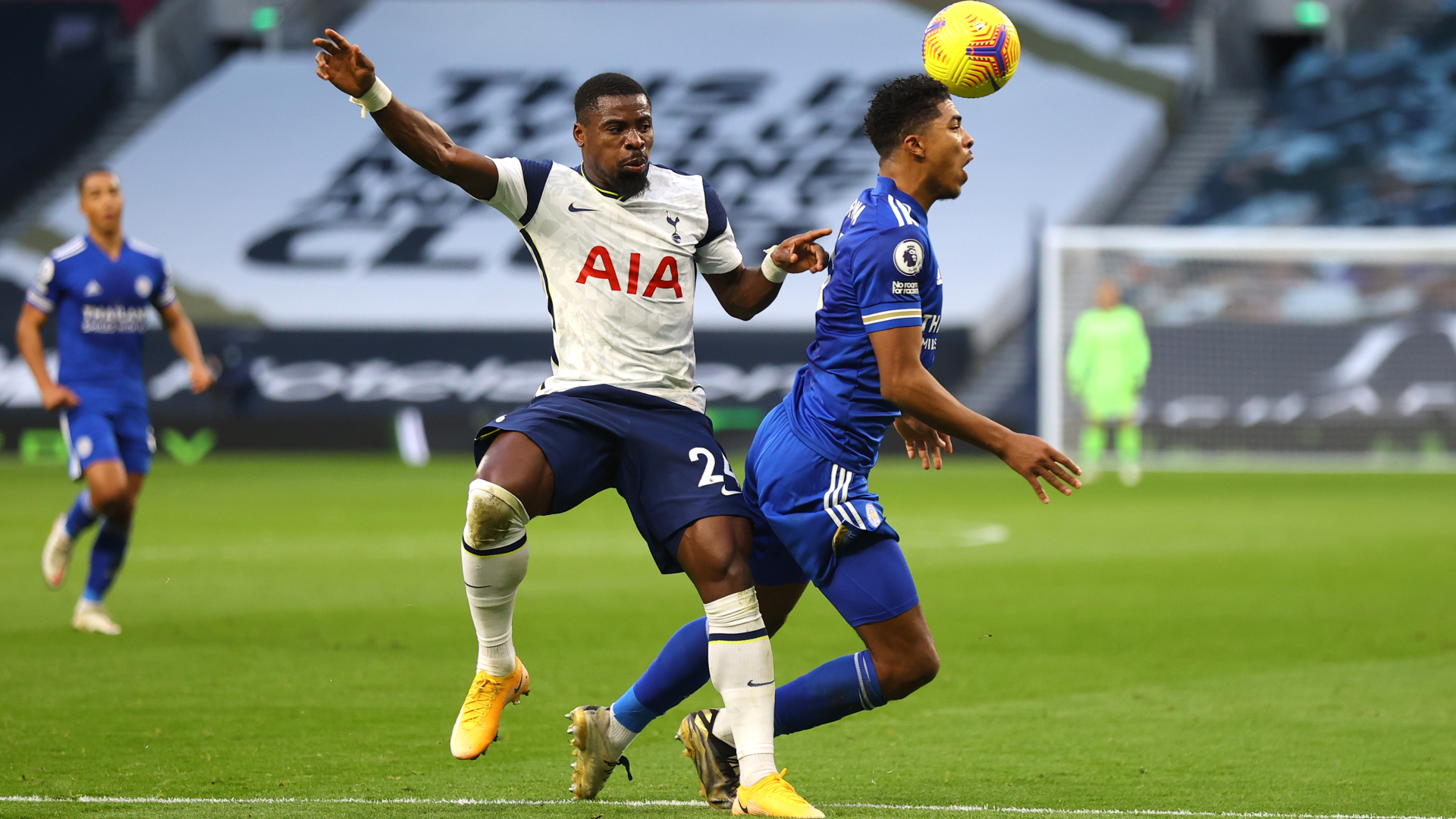 'It was a mistake, not a moment of madness' – Mourinho defends Aurier after Tottenham loss